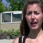 Yoga-Lehrerin Hasna Atry