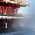 Teehaus am Berg Chinaturm