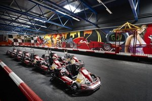 Funpark in Meppen Foto Funpark