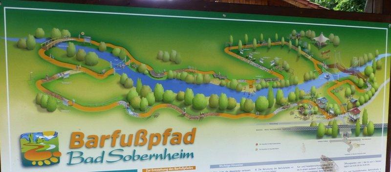 Barfußpfad Bad Sobernheim 2